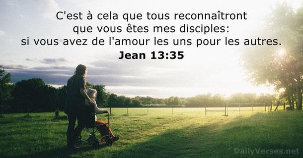 Ouvrons notre cœur aux enseignements profonds de Jésus et revêtons ainsi la véritable personnalité chrétienne empreinte d'Amour, d'Humilité, d'Empathie, de Sincérité, de Courage, de Franchise.