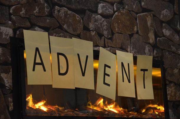 Adventsfeier am 4. Dezember 2013