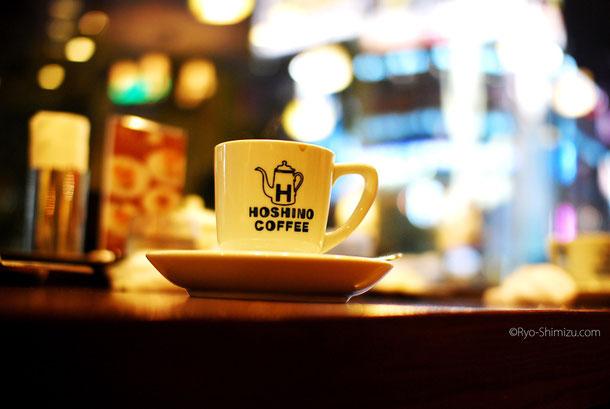 普段は行かない喫茶店...
