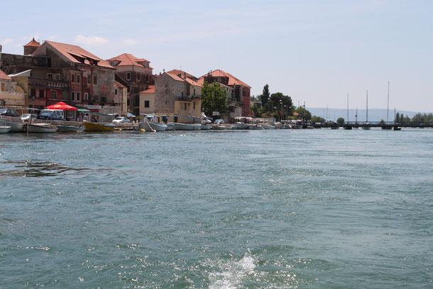 Der Fluss Cetina ff.