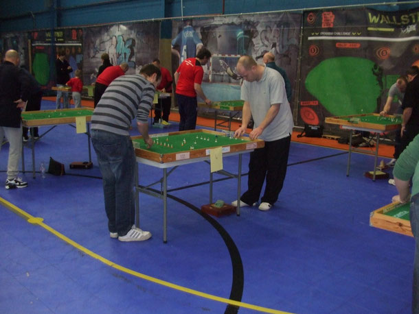 Panorámica del torneo de Cardiff