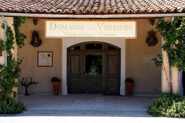 Bild: Domaine de la Verriére, Goult, Vaucluse, Provence