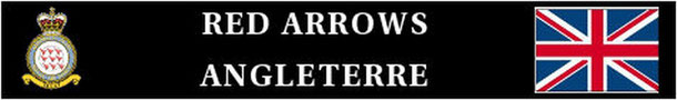 Italeri Red Arrows  UK Maquette 1/72