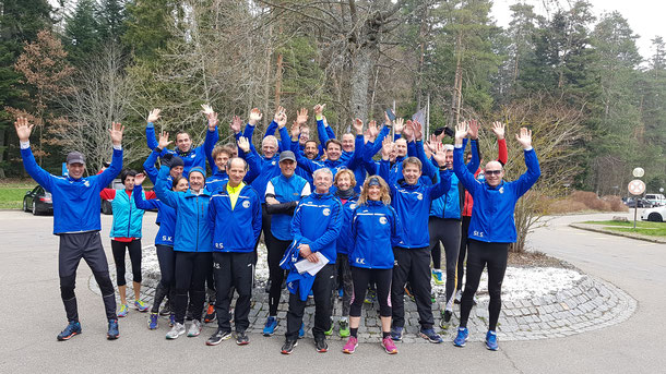 Trainingslager Freudenstadt 2019