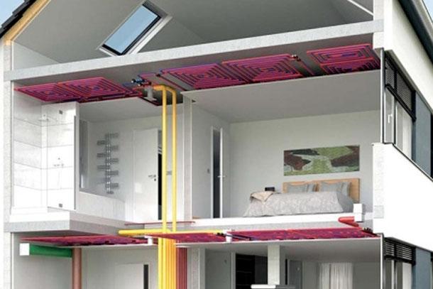 impianto di ventilazione meccanica a monza e in brianza.