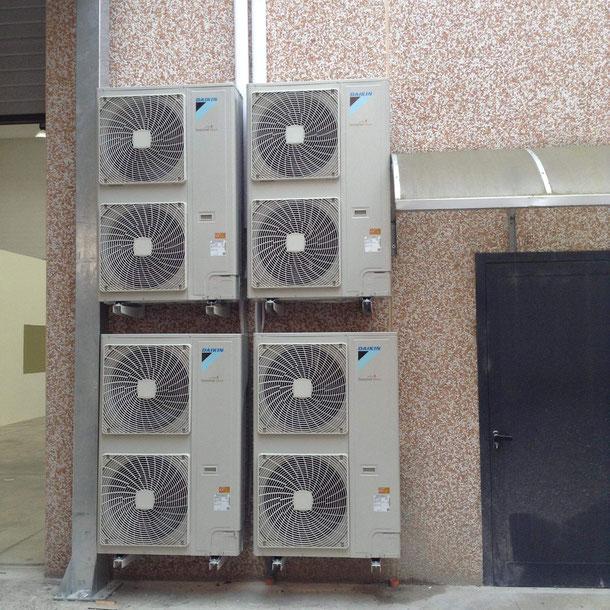 impianti di condizionamento monza. impianti di condizionamento in brianza. installazione condizionatori monza e brianza
