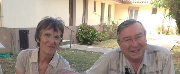 Rosine et Claude MASSICOT,  propriétaires du gîte du Biélot, vous réserveront leur meilleur accueil.