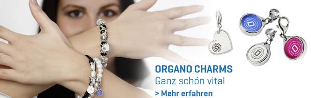Organo Herz Armband