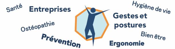 osteo entreprise consultation d'ostéopathie au travail bonheur au travail st nazaire nantes 44 Loire Atlantique