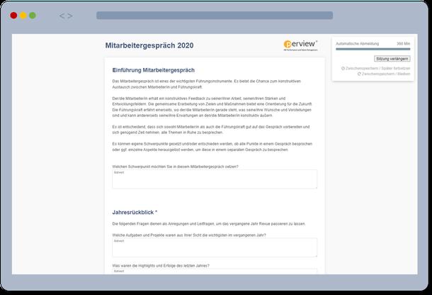 Mitarbeitergespräche - PLUSpoint HR