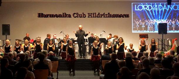 Konzert Schönbuchlichtung Hildrizhausen Akkordeon Dudelsack Kreis Böblingen