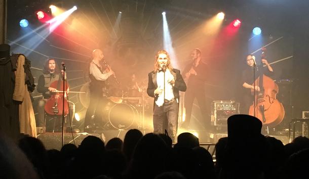 Coppelius in Berlin, 29. Dezember 2016