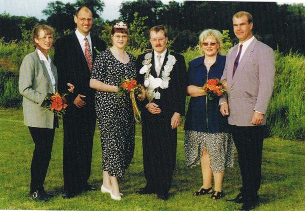 Norbert Kreyelkamp - Margret Ening (1995)