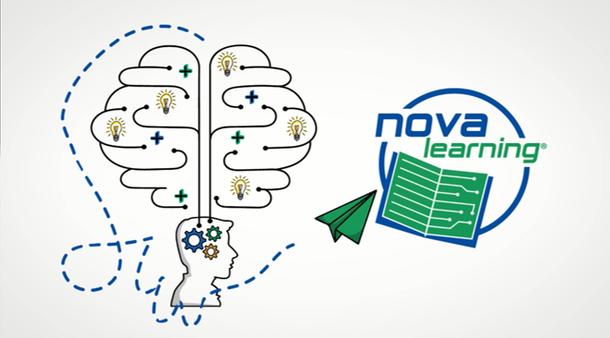 nova-learning ist ein Blended Learning Konzept, dass gehirngerechtes und nachhaltiges Lernen vereint.