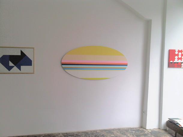 Heijo Hangen, Nicholas Bodde, Ellen Roß, Galerie SEHR Koblenz