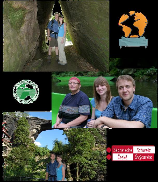 Mit Barbara und Johannes waren wir im August 2011 auf unserer Stammtour für CS Gäste und es war toll!