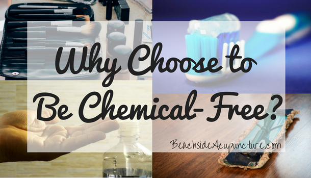 chemicals in makeup soap toothpaste cleaning products