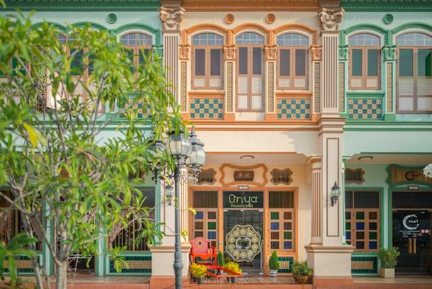Необычный и уникальный отель на Пхукете