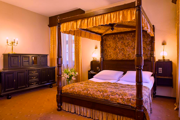 Исторический отель во Вроцлаве