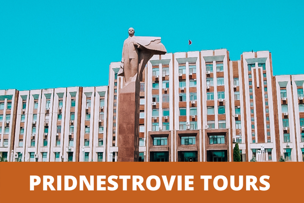 Tours in Transnistria - Pridnestrovie: excursions in Tiraspol and the region