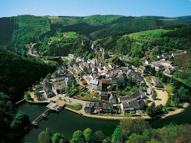 Экскурсия по Люксембургу с местным жителем на русском языке