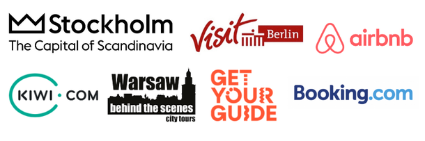 The Alternative Travel Guide cooperation with brands