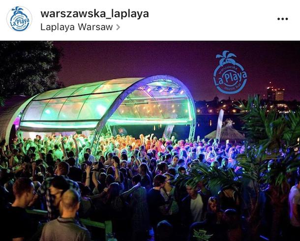 La Playa Warsaw
