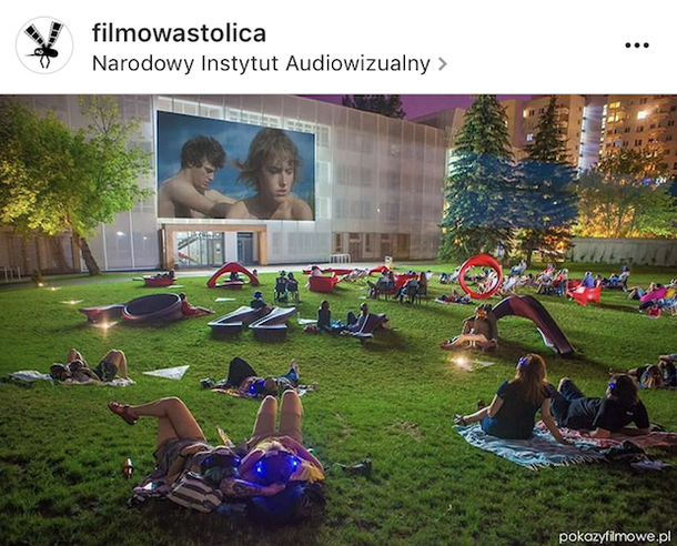 Warsaw Movie Festival Summer