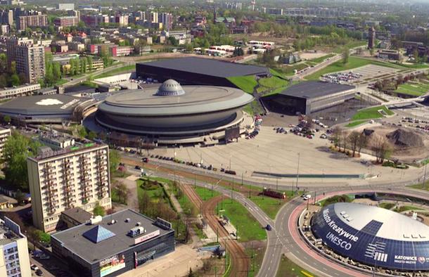 Отель в Spode Arena Катовице
