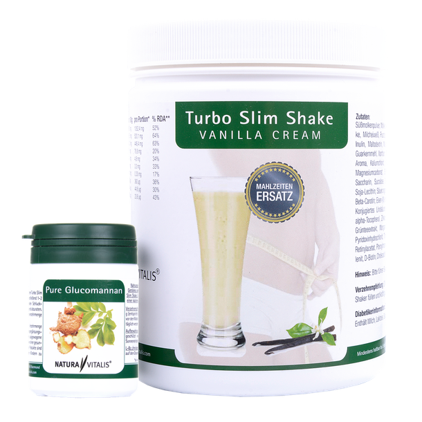 For a better Life - Turbo Slim Protein Shake kaufen - plus Versandkosten