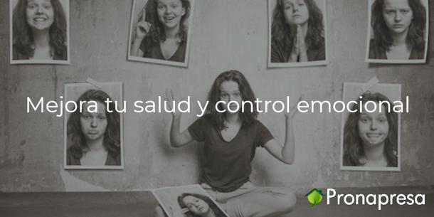 Mejora tu salud control emocional