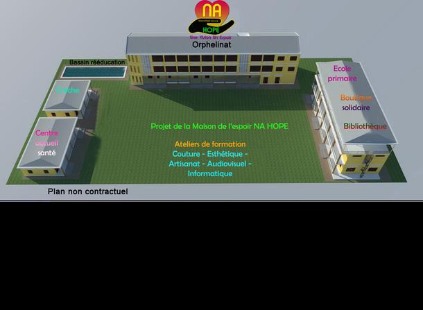 Orphelinat et Centre de formation