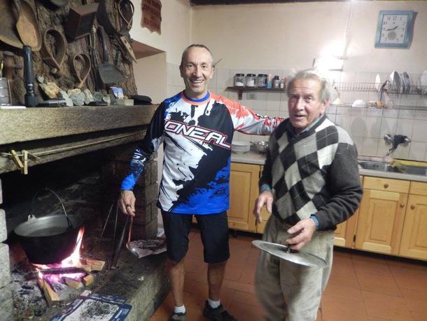 Ad attenderci il nonnino Tarcisio, 85 anni! La storia della Val Codera!
