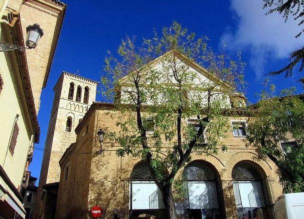Церковь Санто Томе в Толедо, Испания