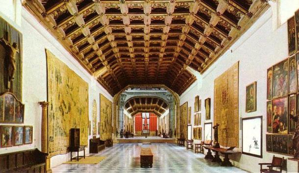 Музей госпиталь Санта Крус в Толедо
