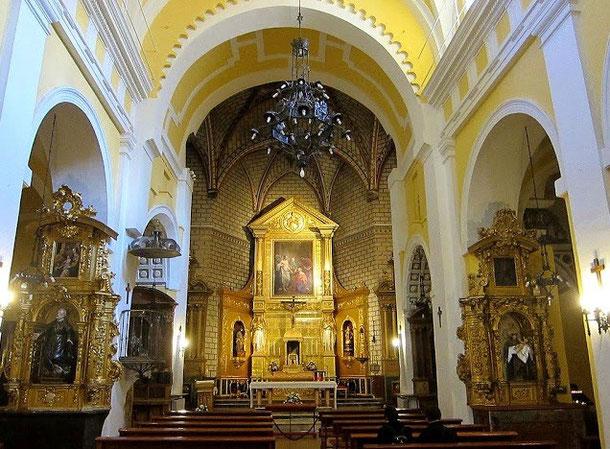 Церковь Санто Томе в Толедо Испания