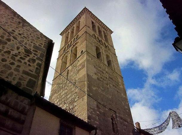 Церковь Санто-Томе в Толедо