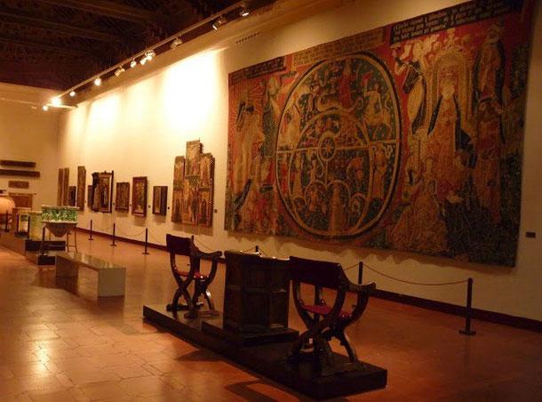 Музей Санта Крус Толедо, Испания