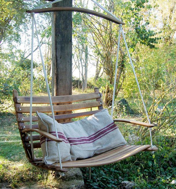 Swingchair im Freien