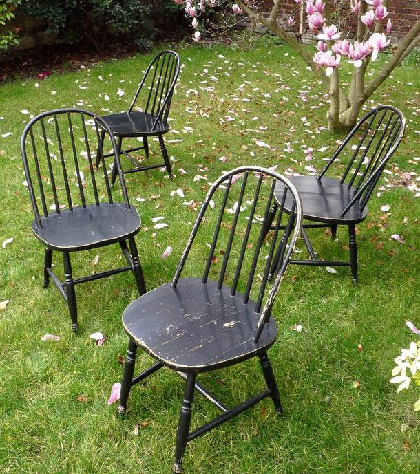 JOLI, chaises tapiovaara, chaises Ercol, chaises vintage