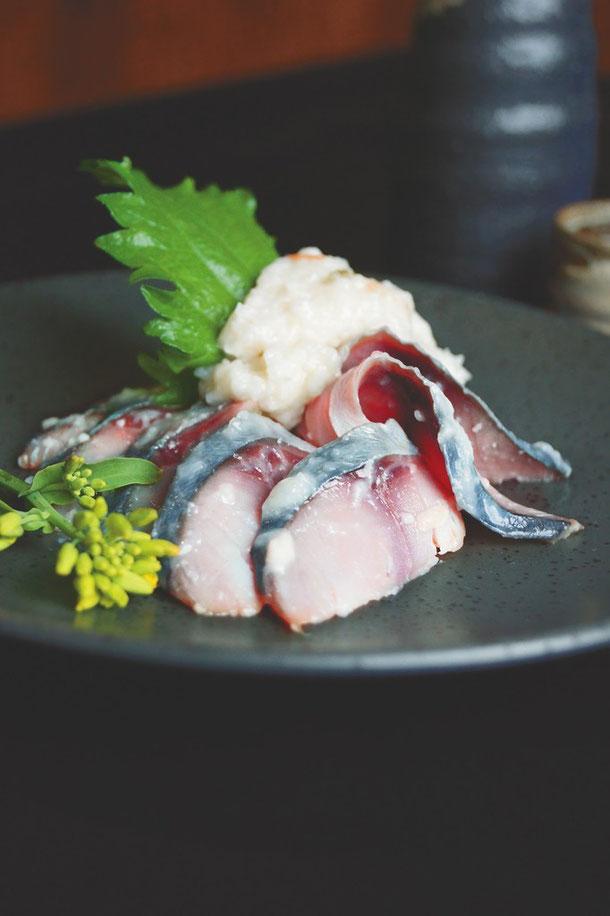 福井県名産品『鯖のなれずし』