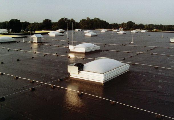 The right choice of materials and expert workmanship deliver a permanently sealed flat roof