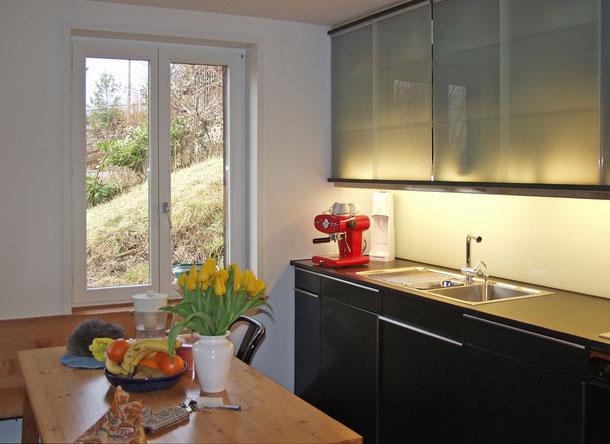 Hopf & Wirth Architekten ETH HTL SIA Winterthur: Umbau Einfamilienhaus in Kriens