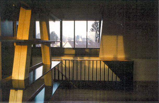 Hopf & Wirth Architekten Winterthur: Umbau Wohnhaus in Wallisellen