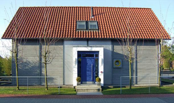 Auch nach über 22 Jahren verfügt das Wohnhaus noch über eine moderne Optik