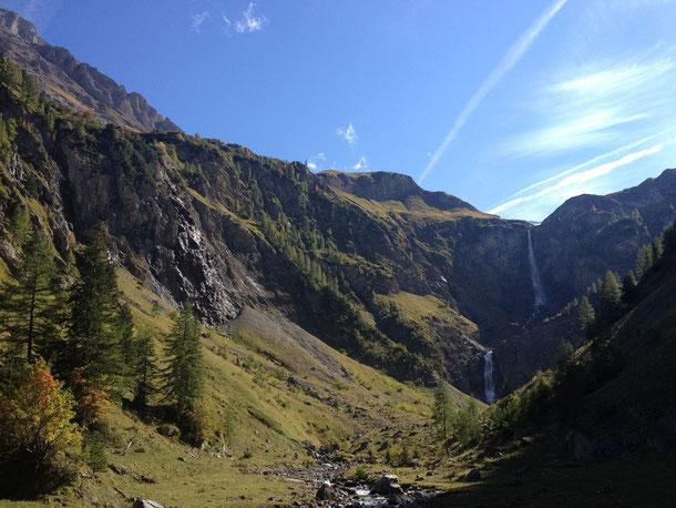 Geltenfälle Wasserfälle