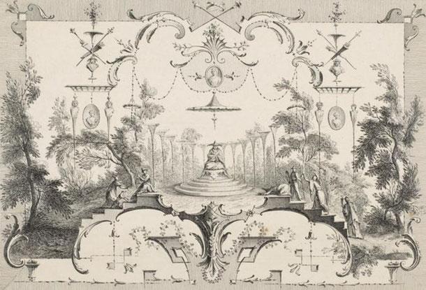 Watteau. Hélène Belevitch-Stankevitch : Le goût chinois en France au temps de Louis XIV. — Jouve et Cie, Paris, 1910.