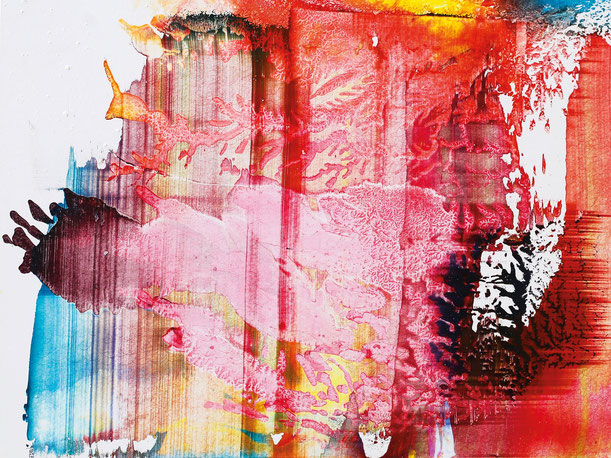 Kunstwerk WORLDS' PIECES VIII auf ARTS IV als Acrylglas- oder Schattenfugenrahmen-Druck bestellen