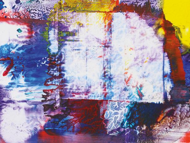 Kunstwerk WORLDS' PIECES V auf ARTS IV als Acrylglas- oder Schattenfugenrahmen-Druck bestellen