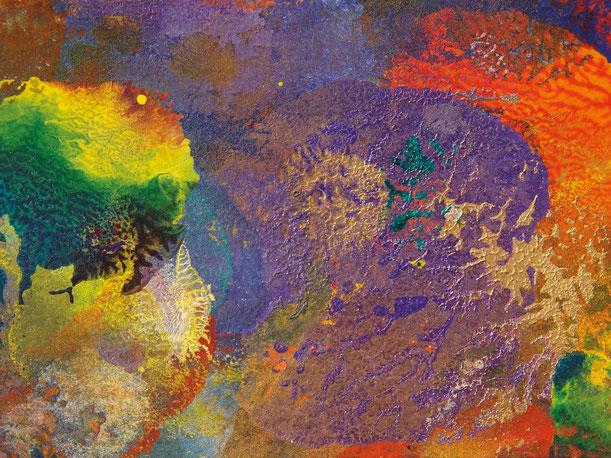 Kunstwerk PARALLEL UNIVERSE auf ARTS IV als Acrylglas- oder Schattenfugenrahmen-Druck bestellen